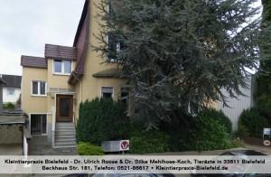 Kleintierpraxis Bielefeld - Dr. Ulrich Roose & Dr. Silke Mehlhose-Koch, Tierärzte